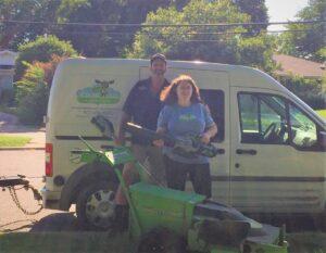 richardson lawn care professionals